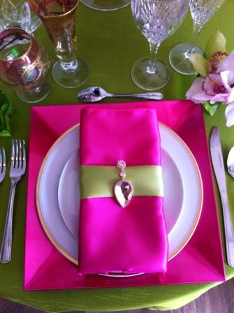 Dazzle & Design, LLC - TABLE SETTING / Table Talk Learn How to ...